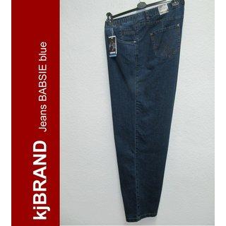 starke verpackung Leistungssportbekleidung detaillierte Bilder KJ BRAND - Jeans Babsie mit extra weitem Oberschenkel ...